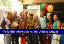 Día internacional del Adulto Mayor