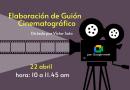 Taller Elaboración de Guión Cinematográfico