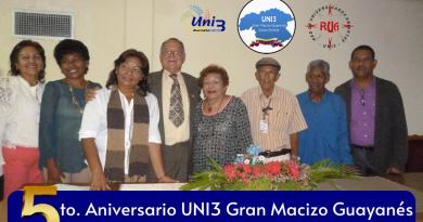 5to. Aniversario Gran Macizo Guayanés